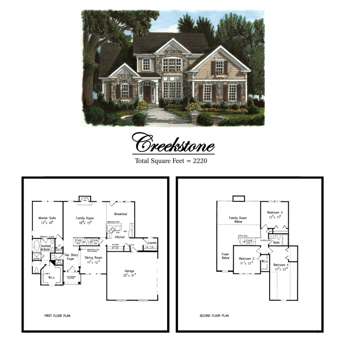 Copper ridge woodridge farms floor plans big sky for Copper creek homes floor plans